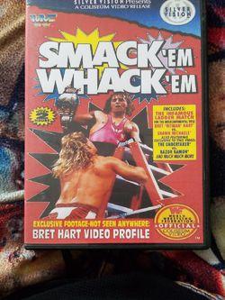 Wwf Smack'em Whack'em Dvd for Sale in Chicago,  IL