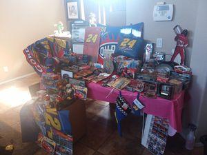 Jeff Gordon Nascar Collection for Sale in Phoenix, AZ