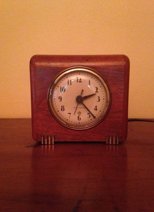 Antique Seth Thomas alarm clock - works! for Sale in Deerfield, IL
