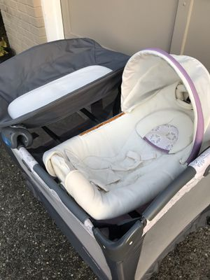 Graco pack n play for Sale in Mukilteo, WA