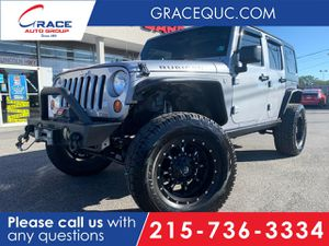 2013 Jeep Wrangler Unlimited for Sale in Morrisville, PA