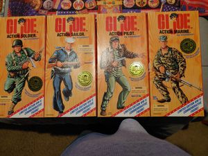 GI JOE Action figures. NEW IN BOX for Sale in Chandler, AZ