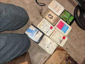 8 track tapes for Sale in Thornton, CO