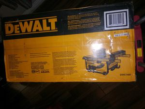 dewalt table saw for Sale in Carson, CA