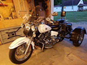 Motorcycle trike three wheeler yamaha for Sale in Logan, OH
