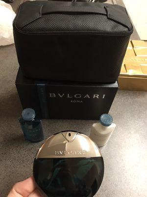 "COLOGNE BVLGARI GIFT KIT ""MALE"" for Sale in Ashburn, VA"
