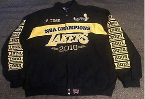 Lakers 16 title back to back champions jacket for Sale in Farmerville, LA