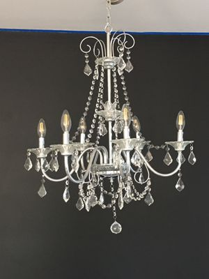 Crystal Chandelier for Sale in Gig Harbor, WA