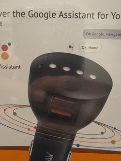 Anker ROAV - Car Bolt Charger with Google Assistant for Sale in Fountain Valley,  CA