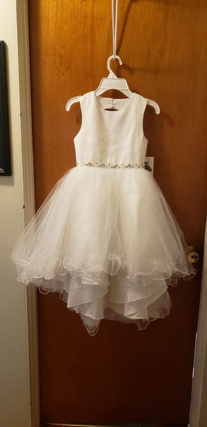 Communion or flower girl dress - size 7 - NWT for Sale in Moon, PA