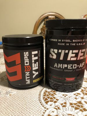 Pre-workout for Sale in Portland, OR