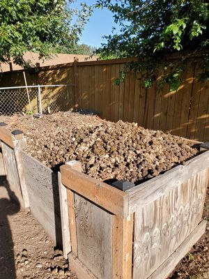 Horse manure for Sale in Tacoma, WA