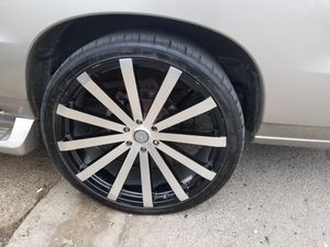 "26"" Velocity wheels for Sale in Bellwood, IL"