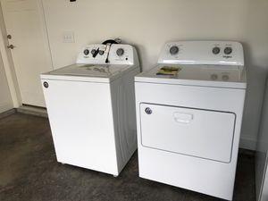 (New) Whirlpool Washer & Dryer Set w/ Warranty | 2019 Electric for Sale in Murfreesboro, TN