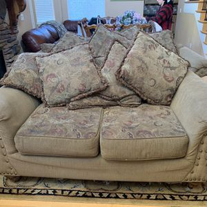 Sofa and Loveseat for Sale in Gresham, OR