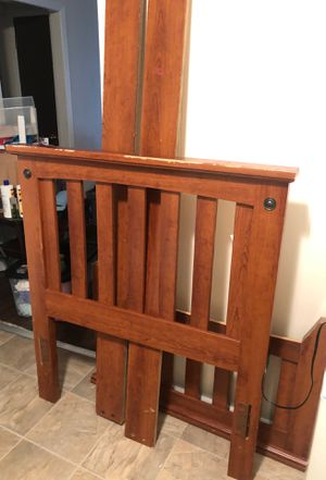 Twin Size Bed Frame for Sale in Killeen, TX