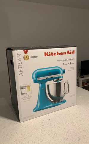 Kitchen Aid 5 QT ARTISAN SERIES STAND MIXER for Sale in Alexandria, VA