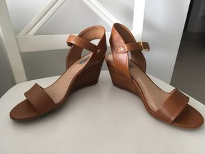 Steve Madden leather heels 8.5 for Sale in Miami, FL