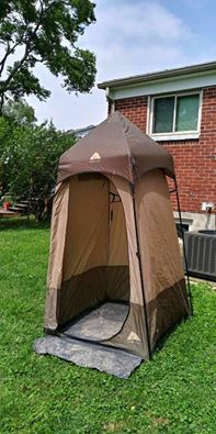 Tent & changing tent for Sale in Cincinnati, OH