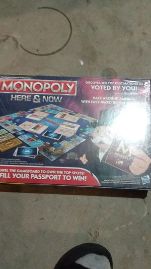 Monopoly board game for Sale in Plymouth, MA