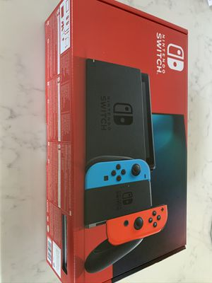 Nintendo switch brand new v2 for Sale in Columbia, SC