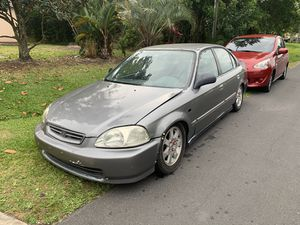 1998 Honda Civic 5speed for Sale in Kissimmee, FL