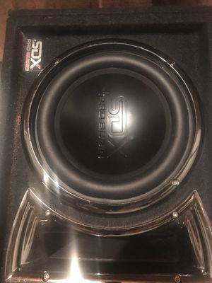 SDX Pro Audio and amp for Sale in Brookline, MA