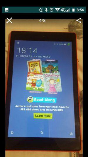 """Tablet Amazon fire 8th generaciogen 8"""" como nueva,,precio firme for Sale in Hazard, CA"""