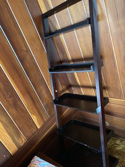 Wall ladder shelf for Sale in Hinsdale,  IL