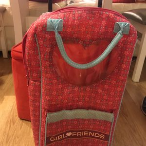 """18"""" Rolling Doll Carrier for Sale in Chicago, IL"""