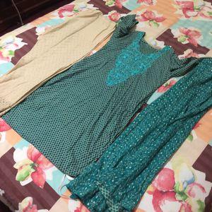 "Pakistani Indian Shalwar Kameez Dress embroidered designer lawn digital print clothes bust size 42"" eid party festive dress for Sale in Silver Spring, MD"