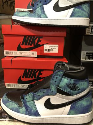 Jordan 1 tie dye for Sale in Houston, TX