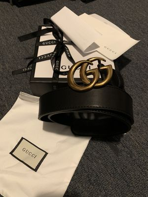 Gucci belt (NEGOTIABLE) for Sale in Los Angeles, CA
