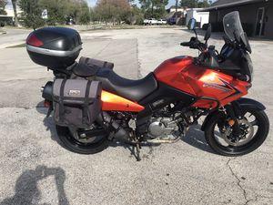 Suzuki V Strom 650 for Sale in Houston, TX
