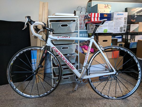 Cannondale Caad 9 bike (54cm, full DuraAce components upgrade)
