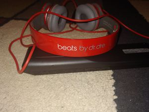 Monster Cable Beats by Dr. Dre SOLO HD Red Edition for Sale in Philadelphia, PA