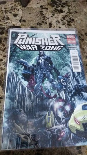 Punisher war zone for Sale in Los Angeles, CA