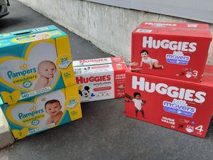 Diapers & Baby Stuff for Sale in Westminster, CO