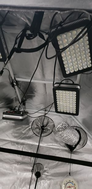 Grow lights led for Sale in Grove City, OH
