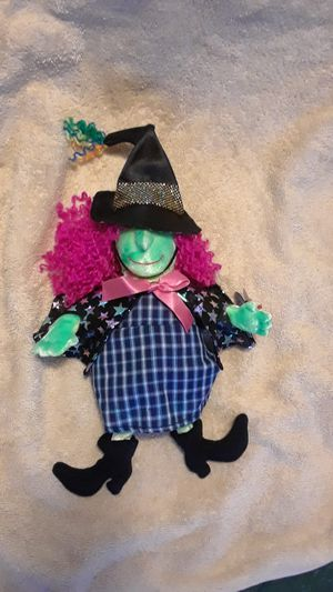 Halloween ,Ty Beanie Baby, Witch named Scary, DOB 10-25-2000 for Sale in San Marino, CA