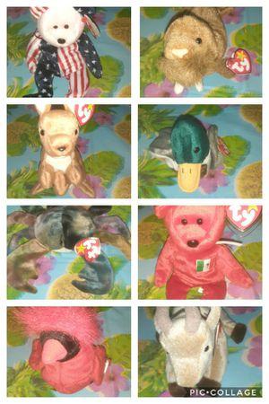 Retired Beanie Babies for Sale in Zephyrhills, FL