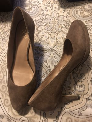 Vince Camuto women's size 10 Suede Heels for Sale in Irwindale, CA