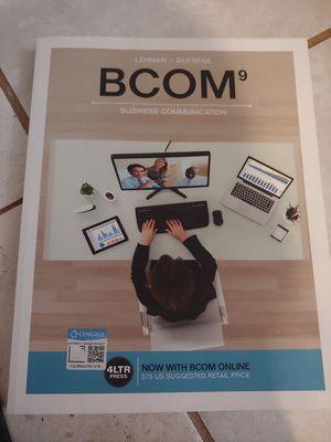 BCOM9 Business Communication Textbook for Sale in Plantation, FL