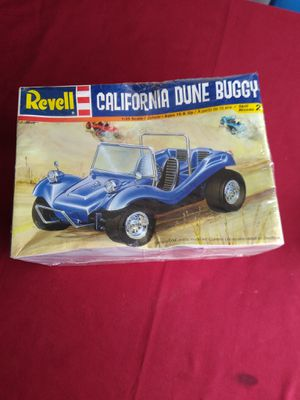 Vintage Revell California Dune Buggy model for Sale in Olympia, WA