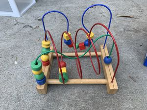 Kids game, all wood for Sale in Oakland, CA