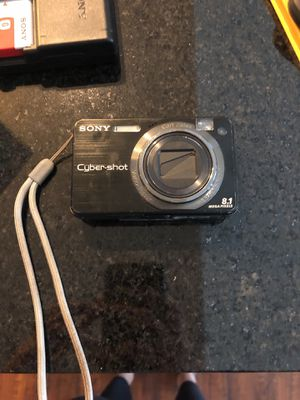 Cyber-shot digital camera for Sale in Charlotte, NC
