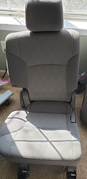 2003 to 2009 Toyota 4runner 2nd row seats for Sale in Centreville, VA