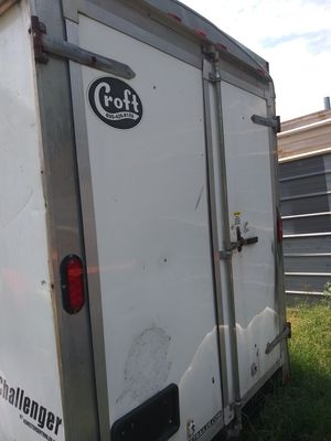 6x16 enclose trailer for Sale in Fort Worth, TX