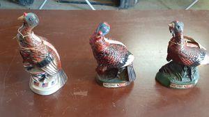 Vintage wild Turkey decanters Austin nichols for Sale in Corona, CA