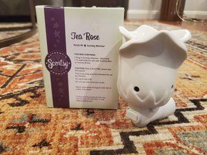 Scentsy Tea Rose Plug-In Warmer for Sale in Menifee, CA